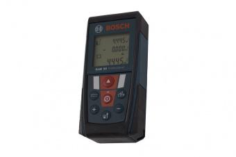 Дальномер BOSCH GLM-50 лазерная рулетка+встроенный электронный уровень - Академия18
